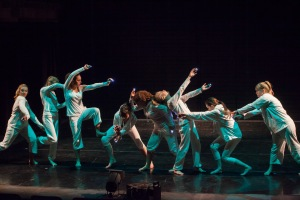 Bedales hosts local dance showcase