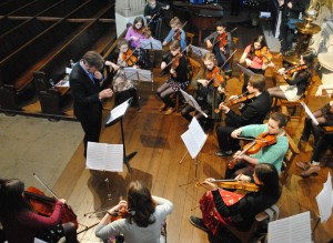 Musicians impress at St Luke's