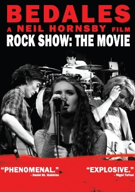 Bedales Rock Show The Movie DVD