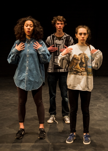 AS performances explore global issues